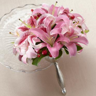 The Sparkle Pink Bouquet