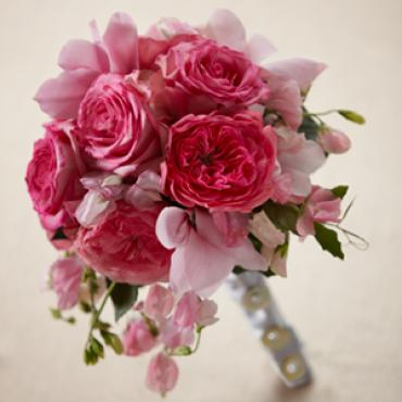 The Pink Mink Bouquet