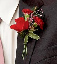 Slow Dance Boutonniere
